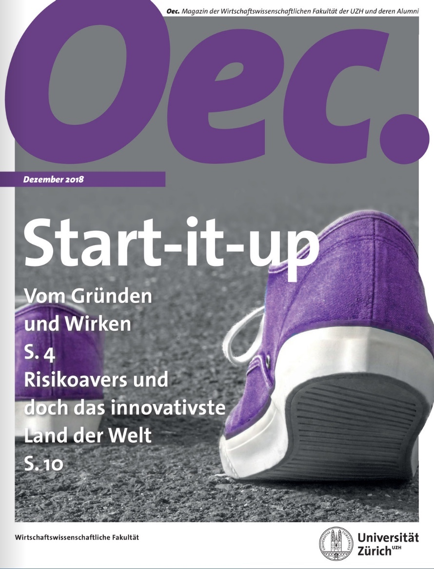 "OEC.Magazin ""Start-it-up"" (10/2018)"