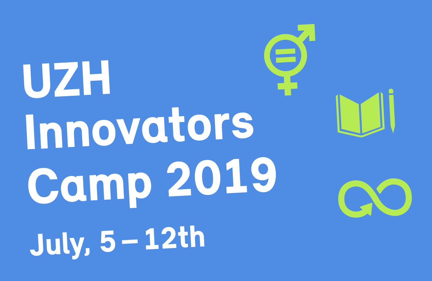UZH Innovators Camp 2019
