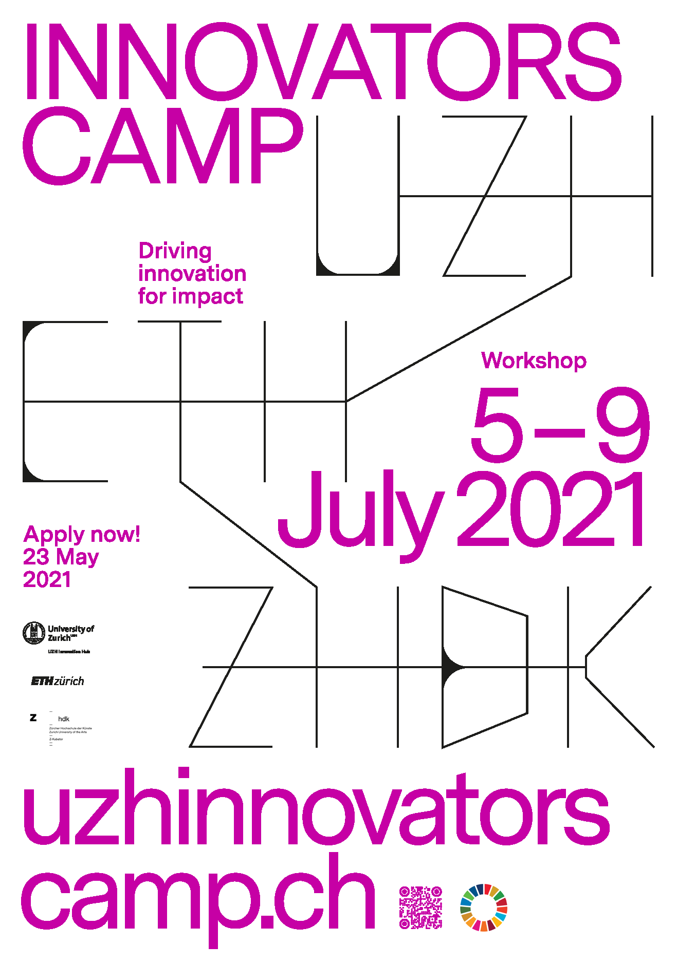 Flyer Innovators Camp