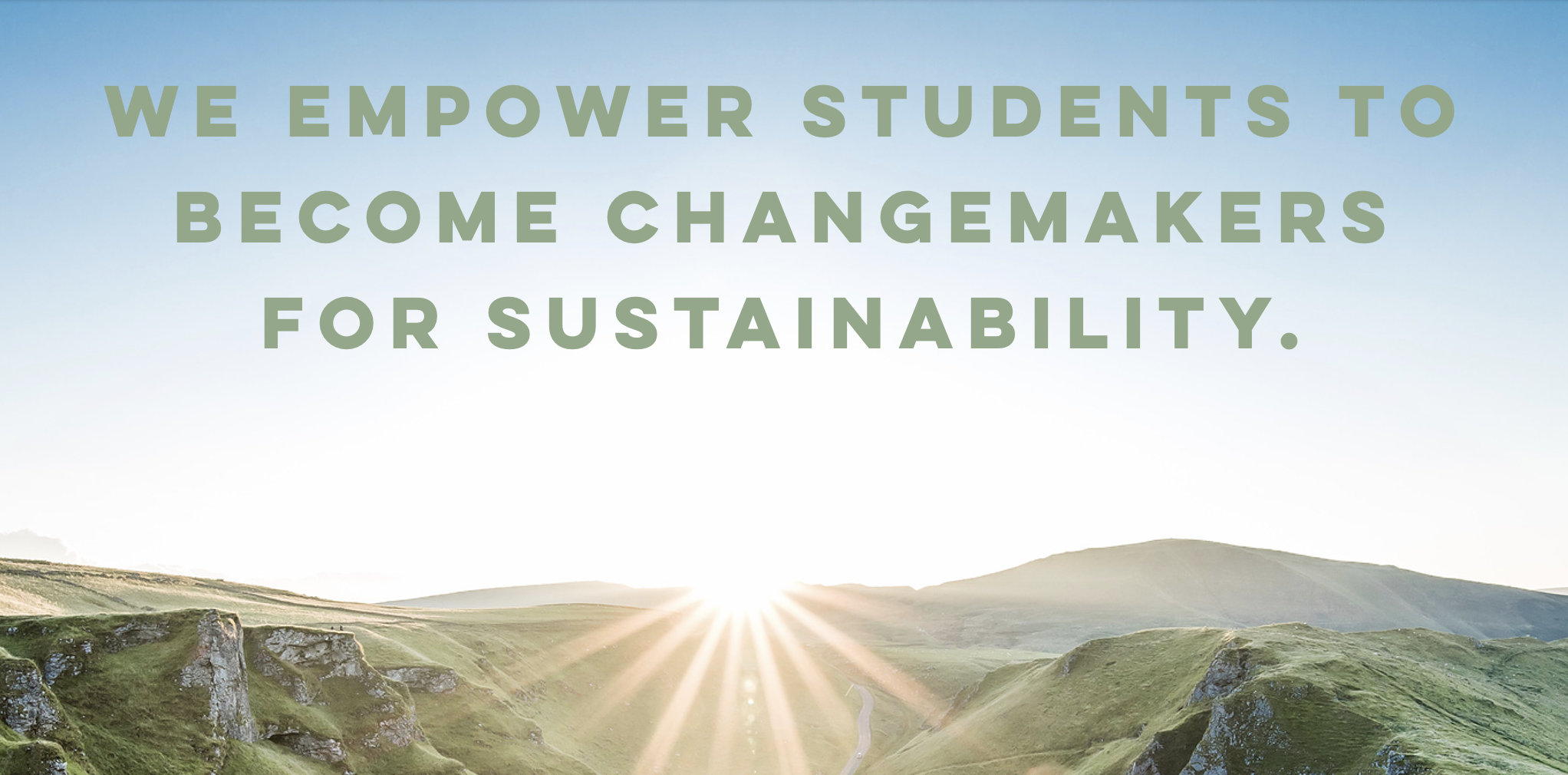 rootlinks: Become a changemaker for sustainability