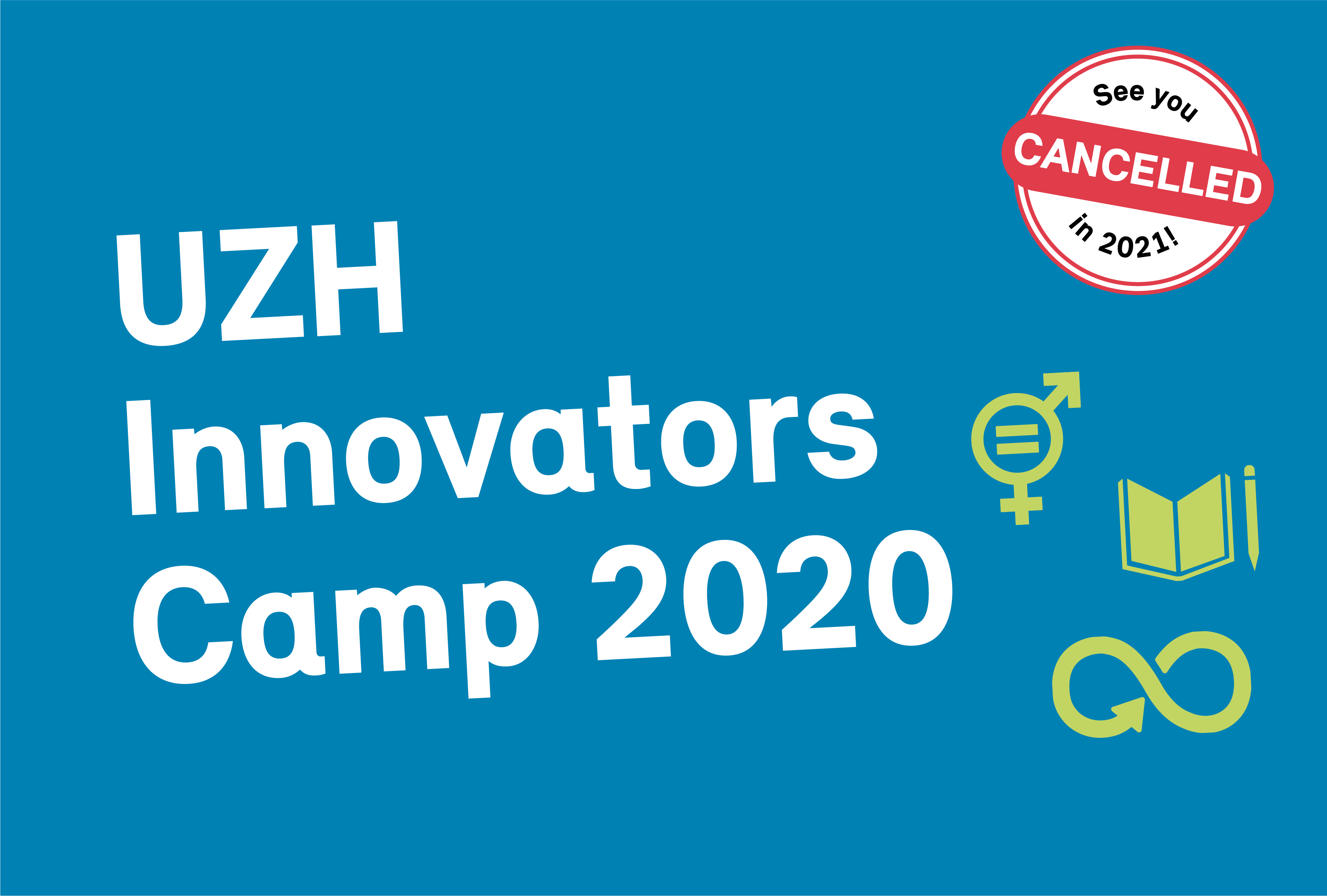 Innovators Camp 2020 cancelled
