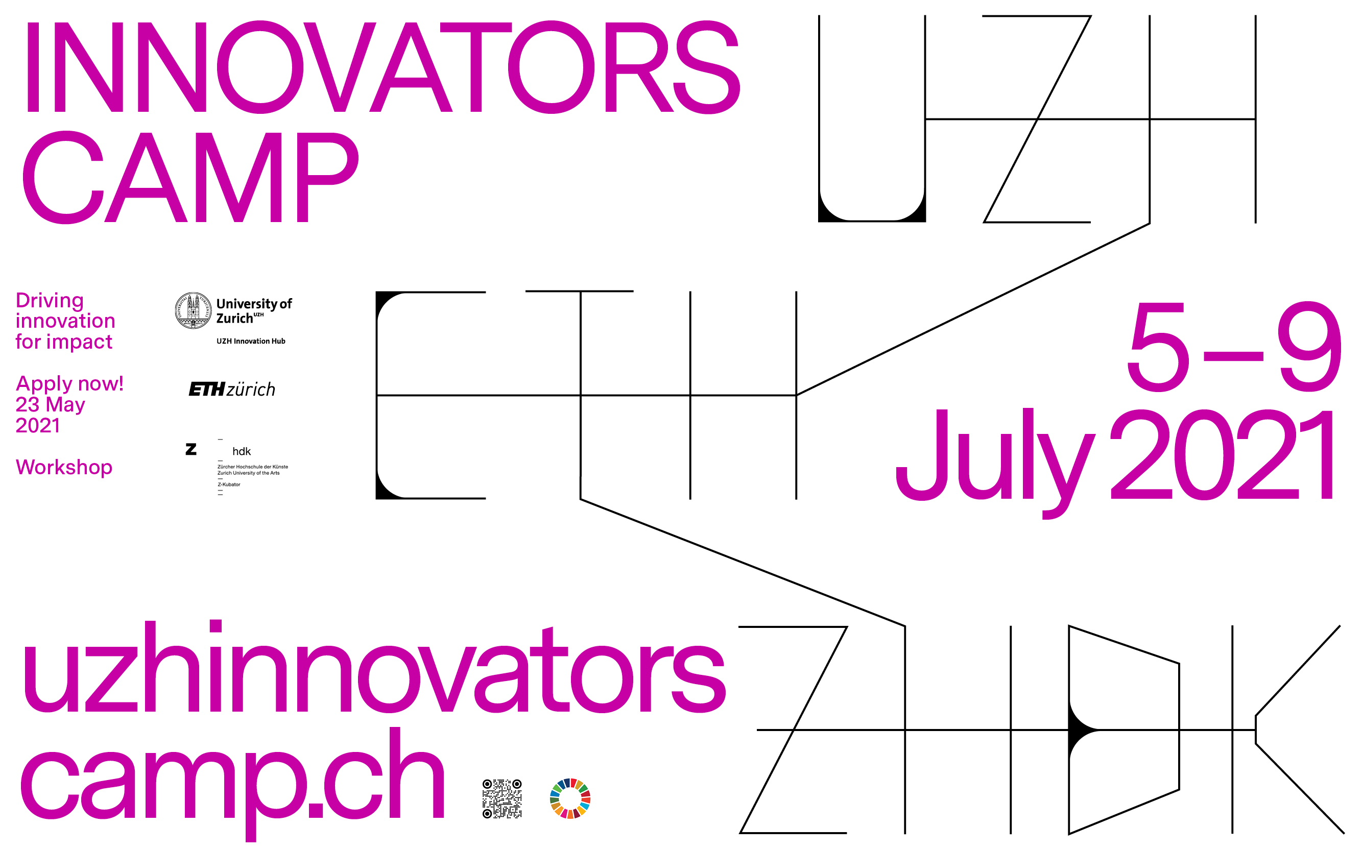 UZH Innovators Camp 2021