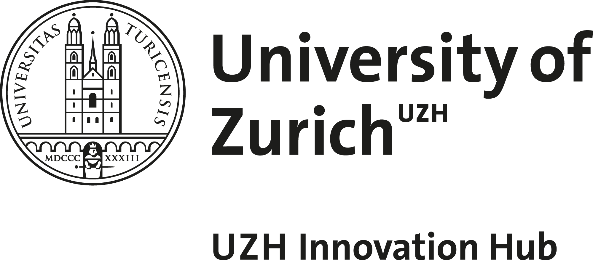UZH Innovation Hub Logo